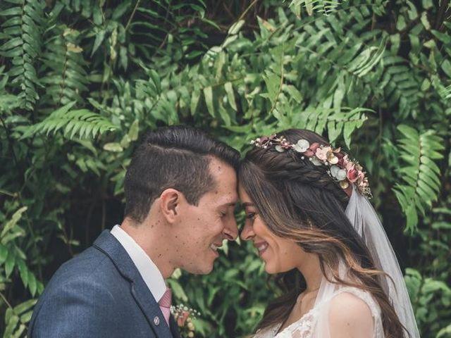 El matrimonio de Natalia  y Santiago en Medellín, Antioquia 1