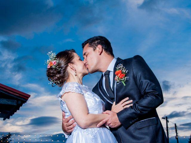 El matrimonio de Sergio  y Ximena