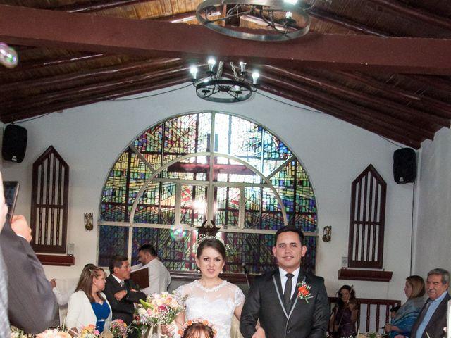 El matrimonio de Ximena y Sergio  en Bogotá, Bogotá DC 3