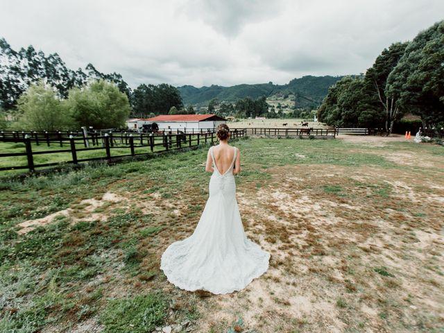El matrimonio de Daniel y Diana en Subachoque, Cundinamarca 5