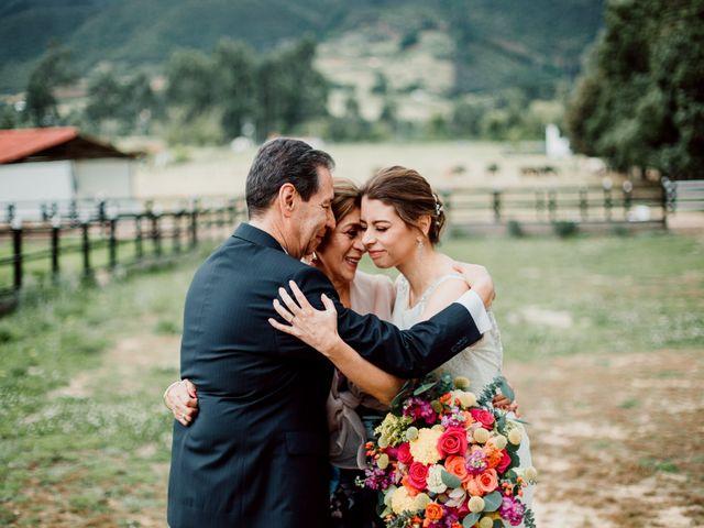 El matrimonio de Daniel y Diana en Subachoque, Cundinamarca 9