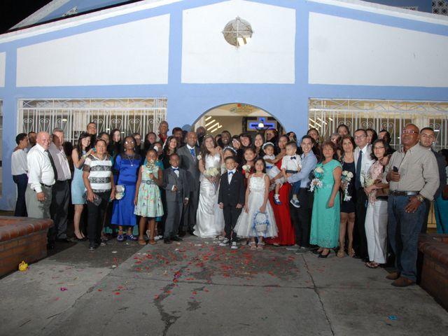 El matrimonio de Eder y Milena en Cali, Valle del Cauca 2