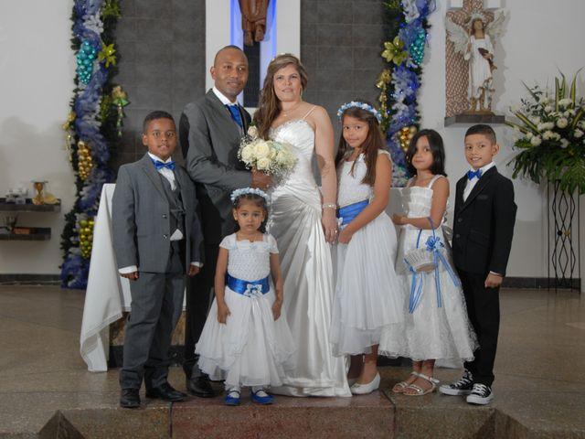 El matrimonio de Eder y Milena en Cali, Valle del Cauca 5