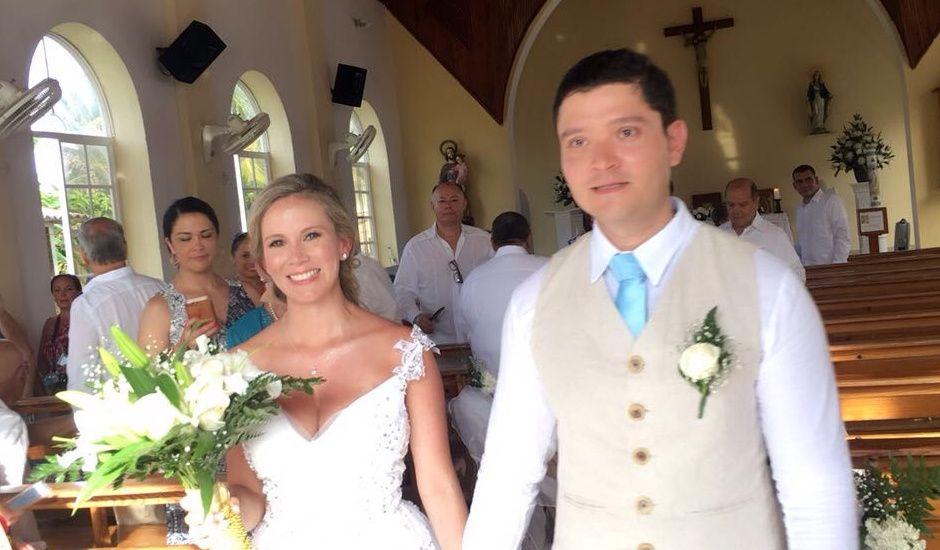 Matrimonio Simbolico En San Andres : El matrimonio de sebas y juli en san andrés archipiélago