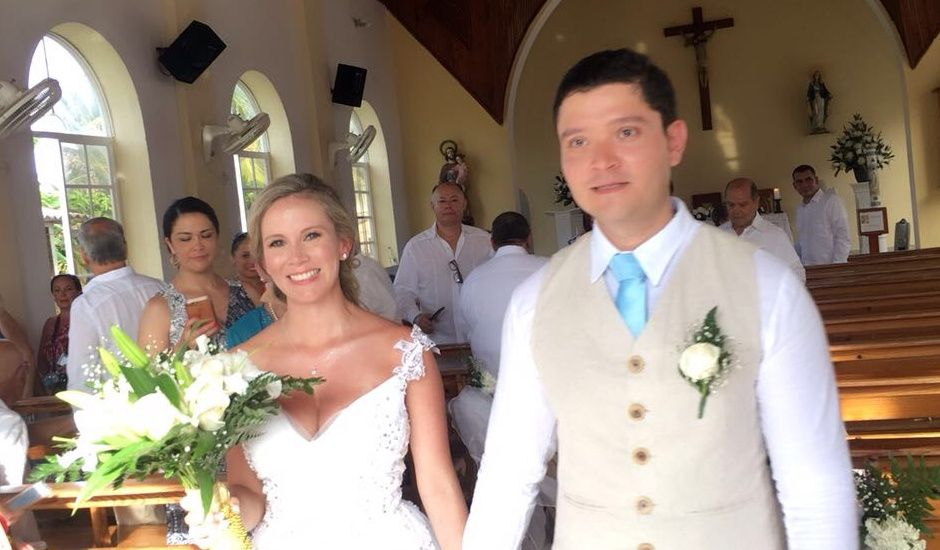 Matrimonio Simbolico San Andres : El matrimonio de sebas y juli en san andrés archipiélago