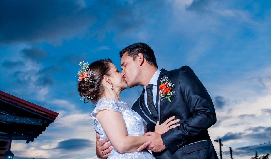 El matrimonio de Ximena y Sergio  en Bogotá, Bogotá DC