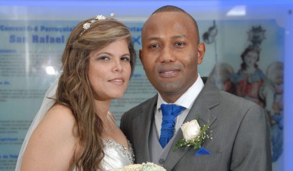El matrimonio de Eder y Milena en Cali, Valle del Cauca
