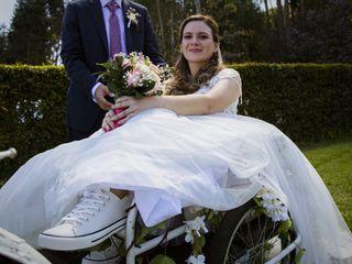 El matrimonio de Carolina y José Eduardo 2