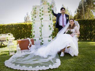 El matrimonio de Carolina y José Eduardo 3