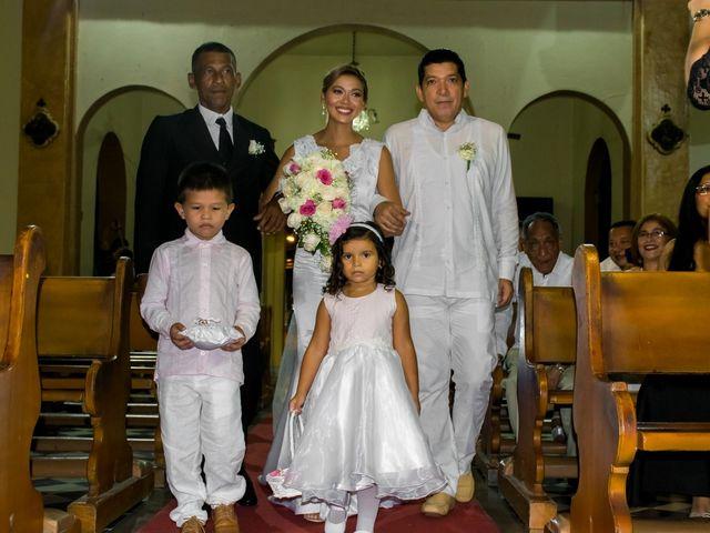 El matrimonio de Manuel Alejandro y María Margarita en Barranquilla, Atlántico 5