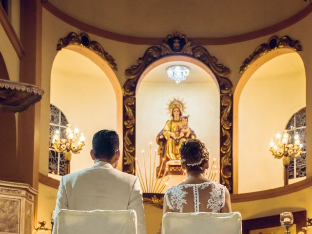 El matrimonio de Manuel Alejandro y María Margarita en Barranquilla, Atlántico 1