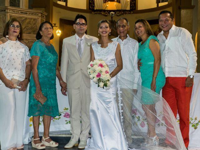 El matrimonio de Manuel Alejandro y María Margarita en Barranquilla, Atlántico 15