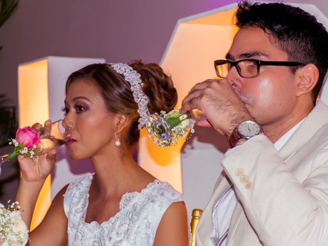 El matrimonio de María Margarita y Manuel Alejandro