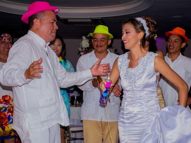 El matrimonio de Manuel Alejandro y María Margarita en Barranquilla, Atlántico 22