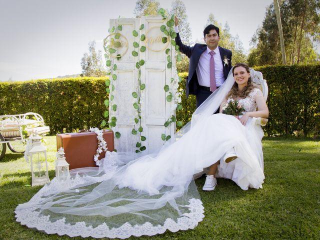 El matrimonio de José Eduardo y Carolina en Tibasosa, Boyacá 5
