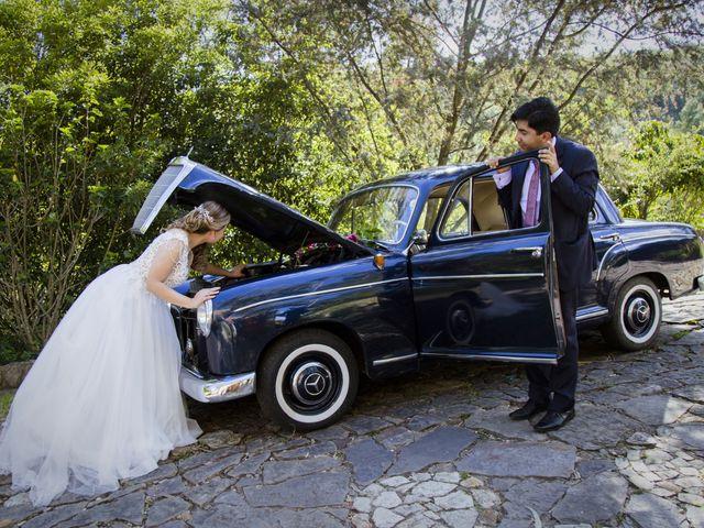 El matrimonio de José Eduardo y Carolina en Tibasosa, Boyacá 8