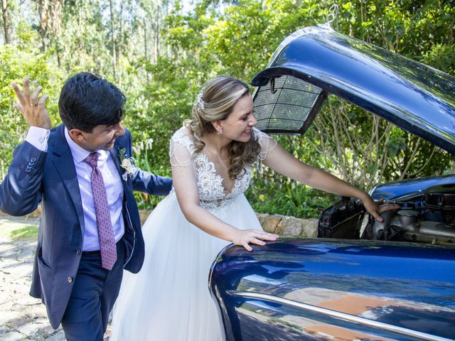 El matrimonio de Carolina y José Eduardo