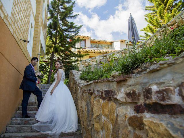 El matrimonio de José Eduardo y Carolina en Tibasosa, Boyacá 9