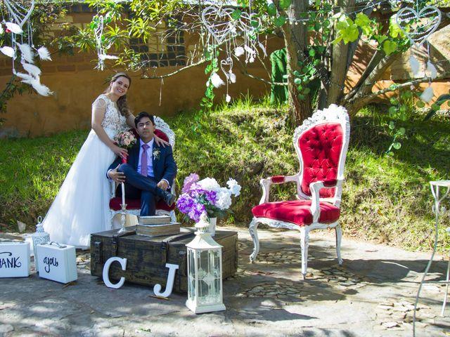 El matrimonio de José Eduardo y Carolina en Tibasosa, Boyacá 10