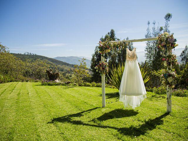 El matrimonio de José Eduardo y Carolina en Tibasosa, Boyacá 17