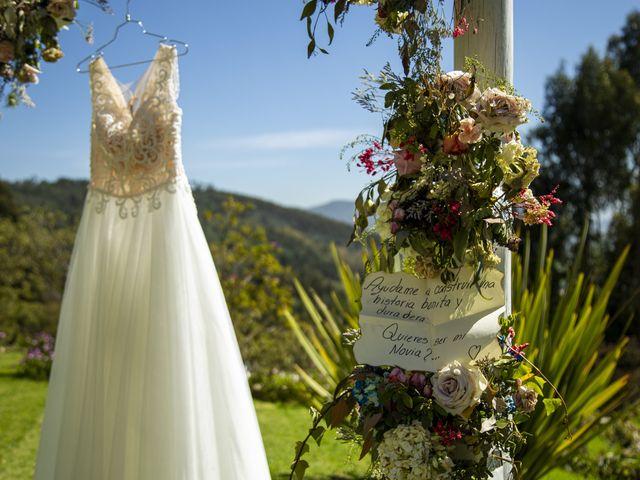 El matrimonio de José Eduardo y Carolina en Tibasosa, Boyacá 1