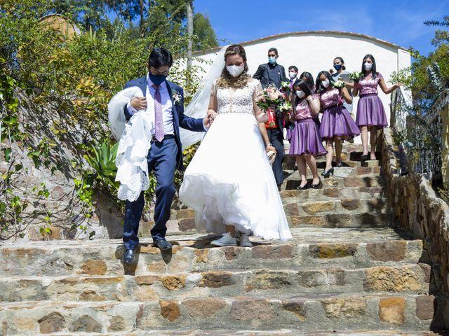 El matrimonio de José Eduardo y Carolina en Tibasosa, Boyacá 35