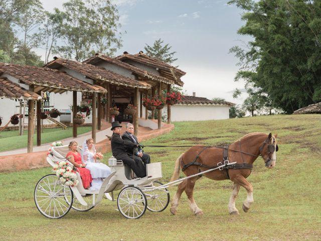 El matrimonio de Armando y Diana en Rionegro, Antioquia 4