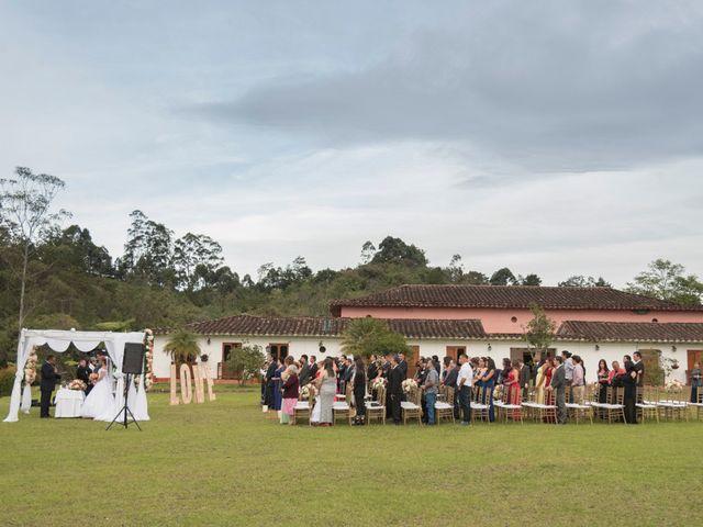 El matrimonio de Armando y Diana en Rionegro, Antioquia 7
