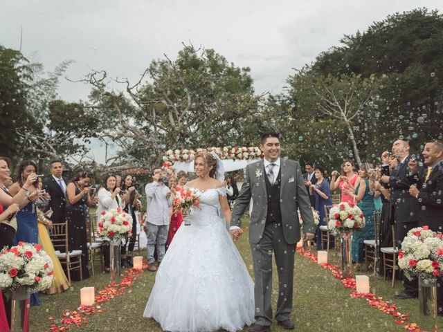 El matrimonio de Armando y Diana en Rionegro, Antioquia 1