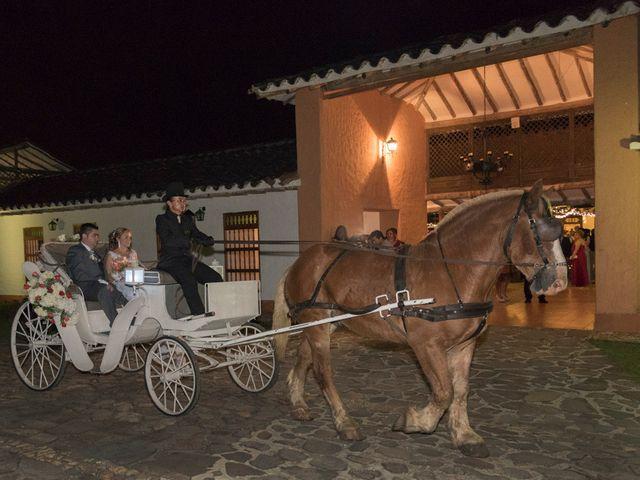 El matrimonio de Armando y Diana en Rionegro, Antioquia 16