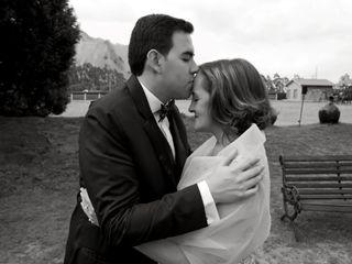El matrimonio de Natalia y Benjamin 2