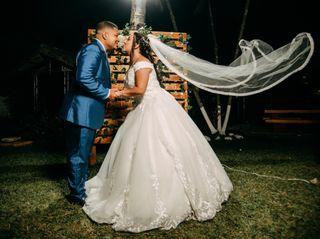 El matrimonio de Viviana y Jhonier