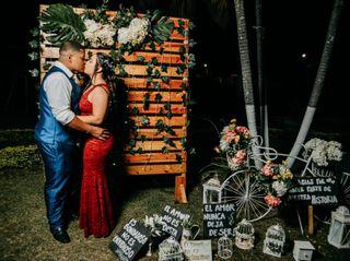El matrimonio de Viviana y Jhonier 3