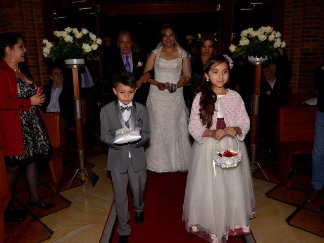 El matrimonio de Oscar y Adriana en Bogotá, Bogotá DC 15