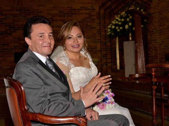 El matrimonio de Oscar y Adriana en Bogotá, Bogotá DC 17