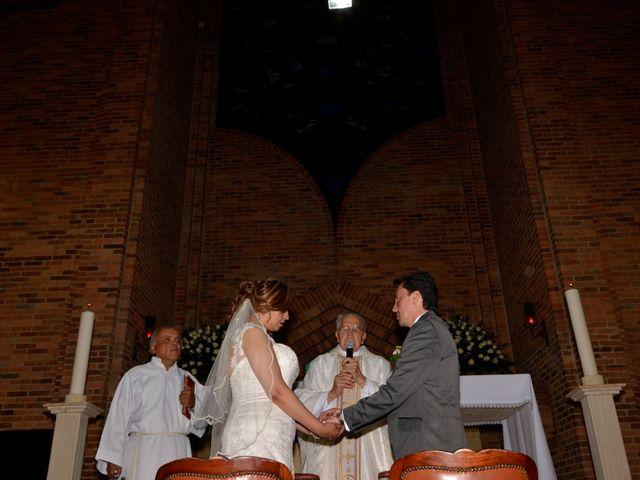 El matrimonio de Oscar y Adriana en Bogotá, Bogotá DC 19