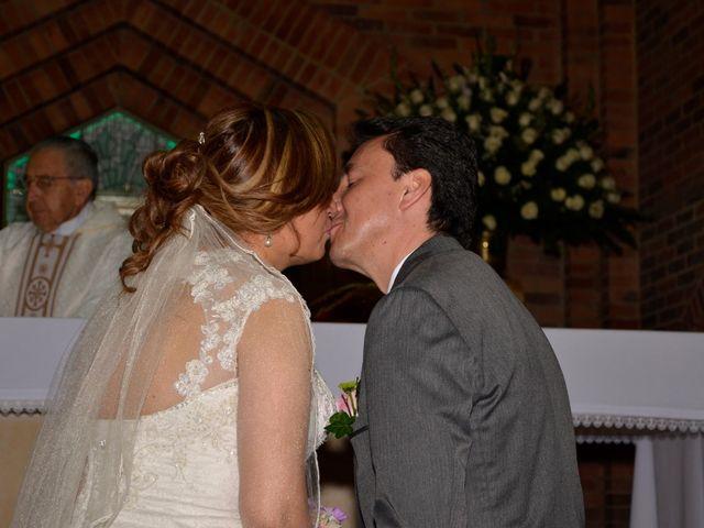 El matrimonio de Oscar y Adriana en Bogotá, Bogotá DC 34