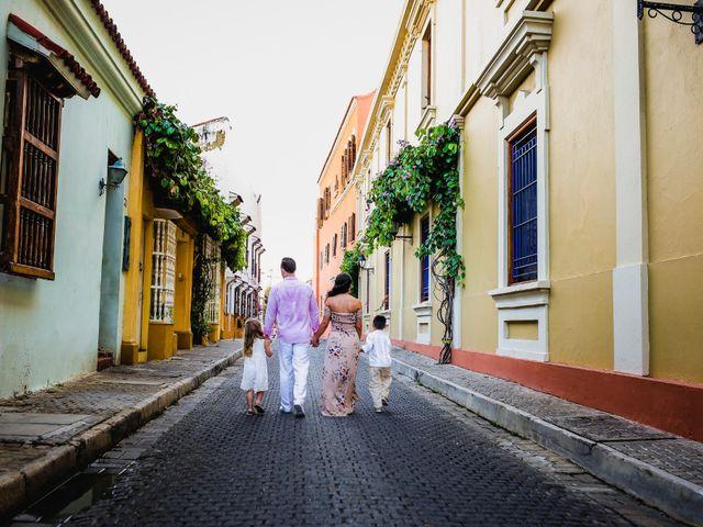 El matrimonio de Orestes y Andrea en Cartagena, Bolívar 12