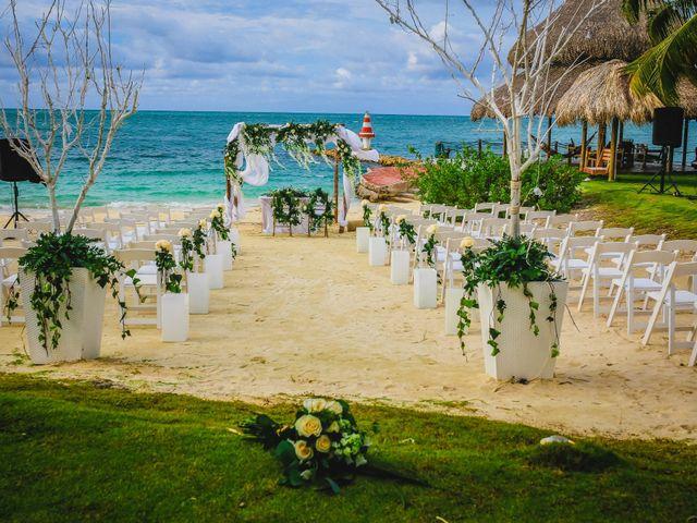 El matrimonio de Orestes y Andrea en Cartagena, Bolívar 19