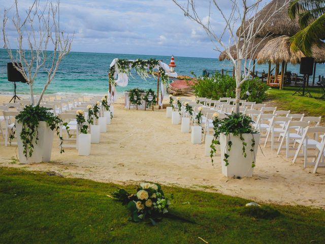 El matrimonio de Orestes y Andrea en Cartagena, Bolívar 45