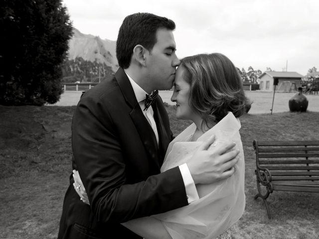 El matrimonio de Benjamin y Natalia en Cajicá, Cundinamarca 4