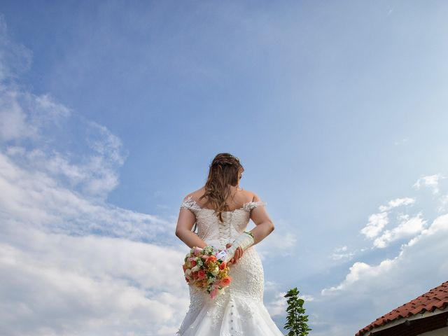 El matrimonio de Benjamin y Natalia en Cajicá, Cundinamarca 5