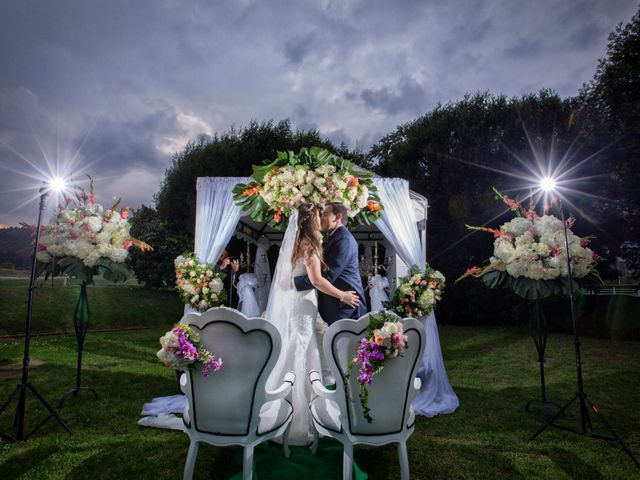 El matrimonio de Benjamin y Natalia en Cajicá, Cundinamarca 7