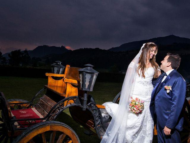 El matrimonio de Benjamin y Natalia en Cajicá, Cundinamarca 1