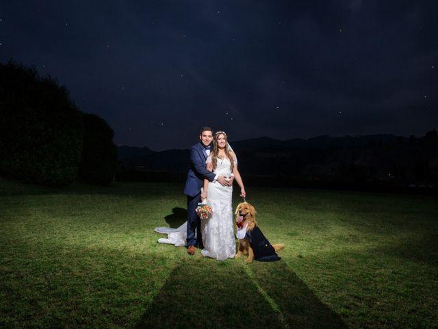 El matrimonio de Benjamin y Natalia en Cajicá, Cundinamarca 9