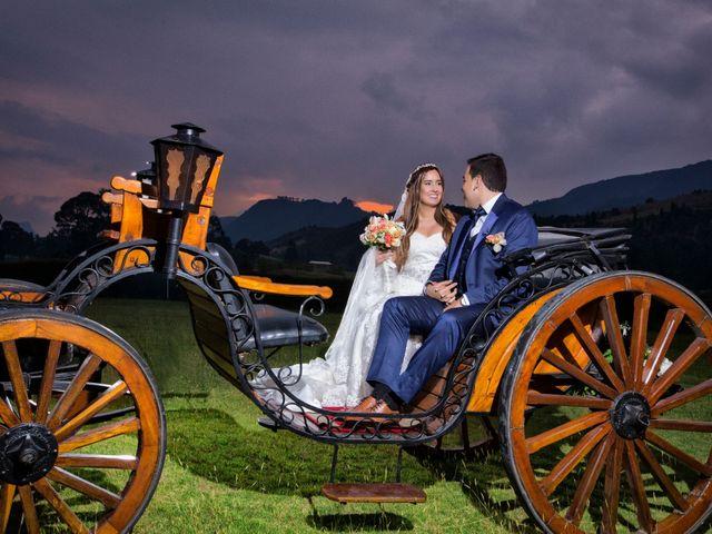 El matrimonio de Benjamin y Natalia en Cajicá, Cundinamarca 17