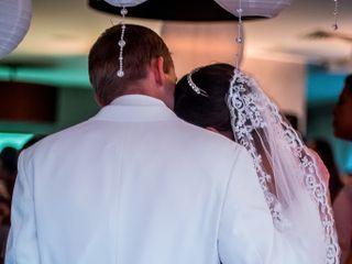 El matrimonio de Sandra y Landon 3