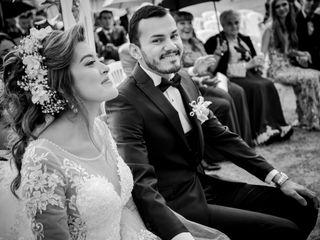 El matrimonio de Karoline y Diego