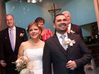 El matrimonio de Yenny y Henry