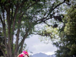 El matrimonio de Jennifer Saenz y Nicolas Preciado 2